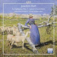 交響曲第7番「アルプスで」/歓呼序曲 アルベルト/フィルハーモニア・フンガリカ