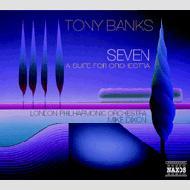 管弦楽組曲「セヴン」 ディクソン/ロンドン・フィル/バンクス