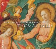 『トマス・タリスを歌う』 タリス・スコラーズ(2CD)
