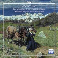 交響曲第8番/第9番/第10番/第11番 アルベルト/フィルハーモニア・フンガリカ