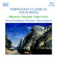 <ノルウェーのクラシック名曲集第2集>セーヴェルー、トヴェイト他の作品 エンゲセット/アイスランド交響楽団