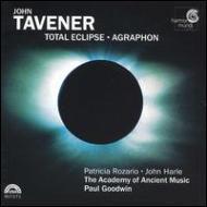 タヴナー(1944-2013)/Total Eclipse Agraphon: Goodwin / Aam Rozario(S) John Harle(Sax) (Hyb)