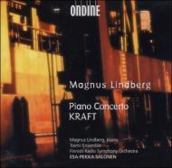 Piano Concerto, Kraft: Lindberg(P), Toimii Ensemble, Salonen / Finnish.rso