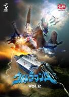 DVDウルトラマンA Vol.2
