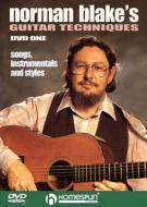 Norman Blake/Guitar Techniques Dvd One