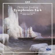 交響曲第3番、第4番、『霜と春』 ポルセリーン&北ドイツ放送フィル