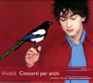 弦楽のための協奏曲集 アレッサンドリーニ&コンチェルト・イタリアーノ