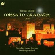 Missa In Granada: Vellard / Ensemble Cantus Figuratus