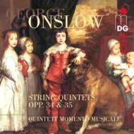 String Quintet Op.34、35 Quintett Momento Musicale