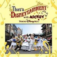 Tokyo Disneysea That`s Disneytainment With Mickey yCopy Control CDz