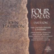 Four Psalms, Emerson: Hoose / Thecantata Singers & Ensemble,