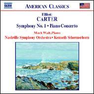 祭日序曲/交響曲第1番/ピアノ協奏曲 シャーマーホーン/ナッシュヴィル交響楽団/ウェイト