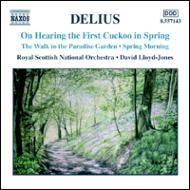 春、かっこうの初音を聞きて/楽園への小道/他 ロイド=ジョーンズ/ロイヤル・スコティッシュ管弦楽団