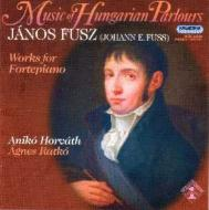 Works For Fortepiano: A.horvath