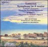 ラモンド&ダルベール 2人のピアノ・ヴィルトゥオーゾによる管弦楽作品/ マーティン・ブラビンズ(指揮)、BBCスコティッシュ交響楽団