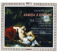 Armida E Rinaldo: Berdondini / Pro Arte Marche.o & Cho, Banditelli, Etc