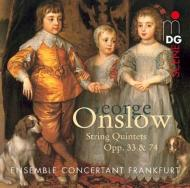 String Quintet Op.33、74 Ensemble Concertant Frankfurt