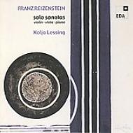 Piano Sonata.1, Violin Solo Sonata, Viola Solo Sonata: Lessing(P, Vn, Va)