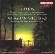 ヴォーン・ウィリアムズ:劇音楽『すずめばち』序曲、ハンドリー(指揮)、ロンドン・フィルハーモニック