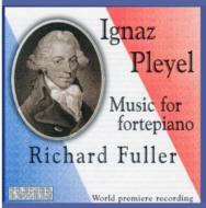 Piano Sonatas, Etc: Fuller(Fp)