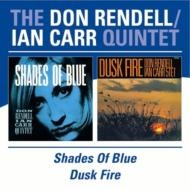 Shades Of Blue / Dusk Fire