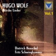 Morike Lieder Vol.1: D.henschel(T), Schwinghammer(P)