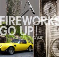 Fireworks Go Up