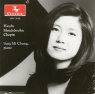 Piano Sonata.3 / .43: Sang Mi Chung(P)+mendelssohn