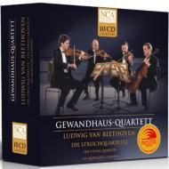 弦楽四重奏曲全集 ゲヴァントハウス四重奏団(10CD)