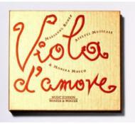 Viola D'amore Works: Ronez(Viola D'amore)