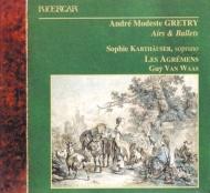 Music From Opera: Van Waas / Les Agremens Karthauser(S)