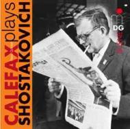 ショスタコーヴィチ(1906-1975)/(Reed Quintet)preludes & Fugues: Calefax Reed Quintet