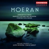 アーネスト・ジョン・モーラン: 交響曲ト短調 /ハンドリー(指揮)、アルスター管弦楽団