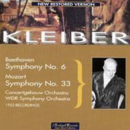 Sym.6 / 33: E.kleiber / Concertgebouw.o, Wdr.so