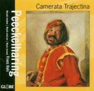 Peeckelharing-music Around Frans Hals: Camereta Trajectina
