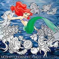 Mosh Pit on Disney E.P.No.3 Under the Sea 【Copy Control CD】
