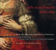 Music From Text Lied Solomons: Schuster / Ensemble Alte Musik Dresden