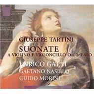 Violin Sonatas: E.gatti(Vn), Nasillo(Vc), G.morini(Cemb)