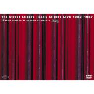 Early Sliders LIVE 1983-1987