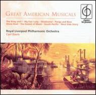 Great American Musicals: Carl Davis / Royal Liverpool.po
