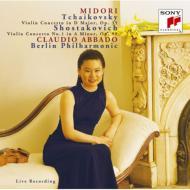 Violin Concerto / 1: Midori, Abbado / Bpo Hybrid