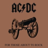 AC/DC/For Those About To Rock We Salute You (Ltd)