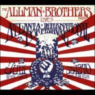 Live At The Atlanta International Pop Festival July 3 & 5 1970