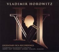 チャイコフスキー:ピアノ協奏曲第1番、ラフマニノフ:ピアノ協奏曲第3番、ほか ホロヴィッツ RCAベスト(2CD)