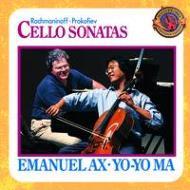 Cello Sonata: Yo-yo Ma(Vc)Ax(P)+etc