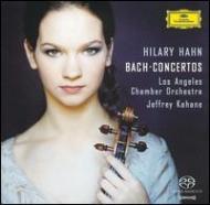 ヴァイオリン協奏曲集 ヒラリー・ハーン、カハーン&ロサンジェルス室内管弦楽団