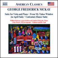 George Frederick McKay: Chamber Music - Caricature Dance Suite, etc.