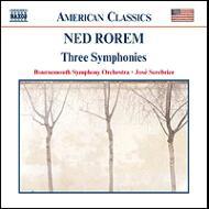 交響曲第1番/第2番/第3番 セレブリエール/ボーンマス交響楽団