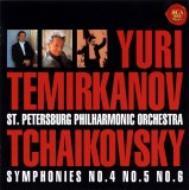 Tchaikovsky: Symphonies No.4-No.6