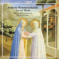 「1声と2声のモテット」と「教会とターフェルムジーク(食卓の音楽)」より宗教音楽集 コルデス/アンサンブル・ヴェーザー=ルネサンス